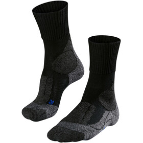 Falke TK1 Cool Trekking Socks Women black-mix